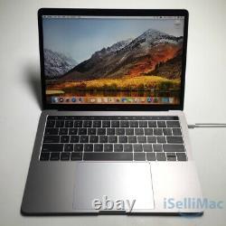 Apple 13 Macbook Pro 2016 2,9ghz 512gb Ssd 8gb A1706 Mnqf2ll/a +a Grade