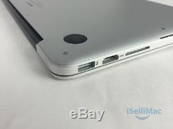 Apple 2015 Macbook Pro Retina 13 Ssd 256 Go I5 256 Ghz, 8 Go Mf840ll / A + A