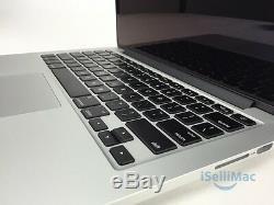 Apple 2015 Macbook Pro Retina 13 Ssd 2gogs 512 Go 2.9ghz Mf841ll / A + B