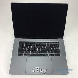 Apple 2017 Macbook Pro Retina Touch Bar 15 Ssd 16 Go 2.9ghz I7 5gb Mptt2ll / A