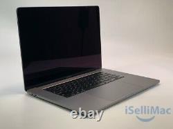 Apple 2019 16 Macbook Pro Touch Bar 2.6ghz I7 512 Go Ssd 16 Go A2141 Mvvj2ll/a