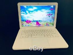 Apple Macbook 13 Pré-retina Pro 2,2 Ghz 4 Go Ram 250 Go Hd + Garantie Dernier Os
