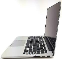 Apple Macbook Pro13''(2015) I5 2.7ghz 8 Go Ram 512ssd Retina Dis A Grade