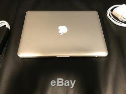 Apple Macbook Pro13 Disque Dur De 500 Go / Intel I5 / Nouvelle Ram De 16 Go / Garantie! Os Sierra 2017