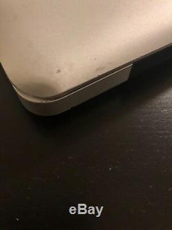 Apple Macbook Pro13 Nouveau Ssd 512 Go / Intel I5 / Nouveau 16 Go De Ram / Mac Os High Sierra 2017