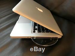 Apple Macbook Pro13 Nouveau Ssd De 256 Go / Intel I5 / Nouveau 8 Go Ram / Os High Sierra 2017