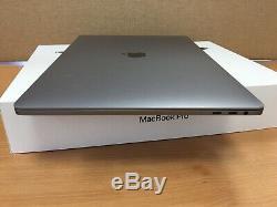 Apple Macbook Pro15 2.8ghz Core I7, 16 Go Ram, 256 Go, Année 2017 Bar Touch (q5)