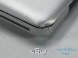Apple Macbook Pro 13 2012 2.5ghz 500gb Hdd 8 Go A1278 Md101ll / A + C Année