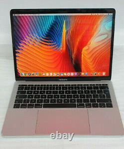 Apple Macbook Pro 13 2017 Retina A1708 I5 2.3ghz 128 Go Ssd 8 Go Ram Emc 3164