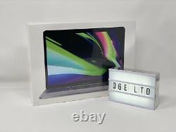 Apple Macbook Pro 13 2020 M1 8cpu 8gpu 256gb Space Grey Royaume-uni