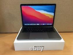 Apple Macbook Pro 13 2.3ghz Core I5, 8 Go Ram, 256 Go Ssd, Touch Bar, 2018 (q11)