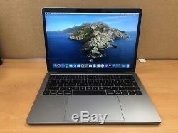 Apple Macbook Pro 13 '' 2.5 Ghz Core I7,16gb Ram, Ssd 256 Go, Année 2017 (p48)