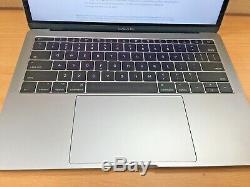 Apple Macbook Pro 13 2.5ghz Core I7, 16 Go Ram, Ssd 256 Go, 2017, Guerre 10/12/2020 (p00)