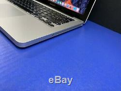 Apple Macbook Pro 13 / 2,66 Intel / Os-2017 / 8gb Ram / Ssd H 1 To / 3 Yr Wr