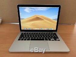 Apple Macbook Pro 13, 2.7 Ghz Core I5, 8 Go Ram, Ssd 128 Go, 2015 (p11)