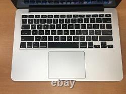 Apple Macbook Pro 13'' 2.7ghz Core I5, 8 Go De Ram, 256 Go Ssd, 2015 (q25)