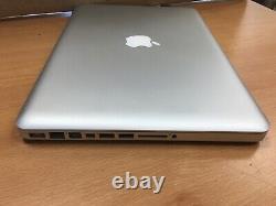 Apple Macbook Pro 13 2.9 Ghz, Core I7, 8 Go Ram, 256 Go Ssd, Année 2012 (p12)