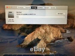 Apple Macbook Pro 13, 2,9 Ghz Core I7, 8 Go Ram, 500 Go Ssd, 2012 (p44)