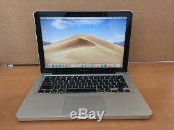 Apple Macbook Pro 13, 2,9 Ghz Core I7, 8 Go Ram, 500go Hd 2012 (p36)