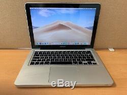 Apple Macbook Pro 13, 2.9ghz Core I7, 8 Go Ram, 1tb, Année 2012. (p47)