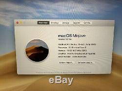 Apple Macbook Pro 13, 3,1 Ghz Core I7, 16 Go Ram, Ssd 1to 2015 (p74)