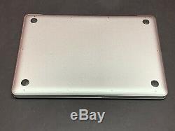 Apple Macbook Pro 13,3 2012 2,5 Ghz Intel Core I5 8 Go Ram Ssd 128 Go