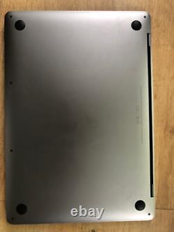 Apple Macbook Pro 13.3 2017 Ordinateur Portable- 128 Go Space Grey Endommagement De L'écran