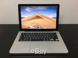 Apple Macbook Pro 13,3 2,5 Ghz Intel Core I5 A1278 8 Go Ram 500go Hhd 2012