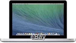Apple Macbook Pro 13,3 4 Go De Ram 500gb Hdd Md101ll / A Mi-2012