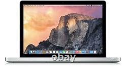 Apple Macbook Pro 13.3 Core I7 (2012) 8 Go 1 To Hdd 12 M Garantie A Grade