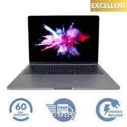 Apple Macbook Pro 13,3 I5 2,3ghz 8 Go Ram 256 Go Ssd Space Gray 2017 Mpxt2ll/a