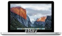 Apple Macbook Pro 13.3 Intel Core I5 2,4 Ghz, 8 Go De Ram, 500 Go De Disque Dur A1278 High Sierra