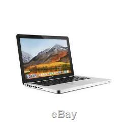 Apple Macbook Pro 13.3 Intel Core I7 2.90 Ghz 8 Go De Ram Disque Dur De 750 Go Md102ll / A