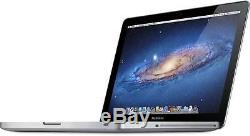 Apple Macbook Pro 13,3 Led Intel I5-3210m 2,5 Ghz 4 Go De Base 500go Ordinateur Portable Md101lla