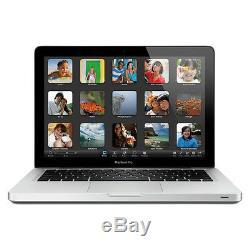 Apple Macbook Pro 13.3 Md101b / A (juin 2012) 2.5ghz 4gb Ram 500gb Hdd