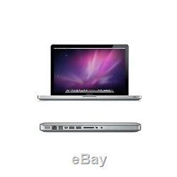 Apple Macbook Pro 13,3 Portable Intel Core I5 2,5 Ghz 4 Go 500 Go Hd Md101ll / A
