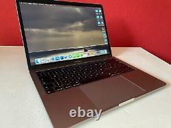 Apple Macbook Pro 13.3 Zoll (256 Go, Intel Core I5 8. Espace Gen. 2,3ghz, 8 Go)