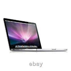 Apple Macbook Pro 13.3 (c2d) 4 Go 250 Go Garantie 1 An
