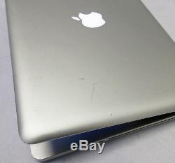 Apple Macbook Pro 13 8,1 À 2,4 Ghz Core I5 500 Go 4 Go Mac Os 10.11 2011 A1278