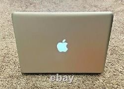 Apple Macbook Pro 13 8 Go Ram 1 To Ssd 2.26ghz Intel Macos 2019 Catalina