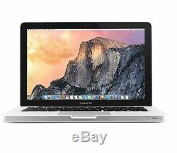 Apple Macbook Pro 13 A1278 Laptop I5-3210m 2.5ghz Computer 120go Ssd 8 Go 2012