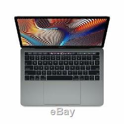 Apple Macbook Pro 13 Avec Bar Touch 8 Go Ssd 512 Go Mv972ll / A Gris 2019