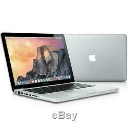 Apple Macbook Pro 13 Core I5 2,4 Ghz 4 Go 500 Go (2011) Grade B