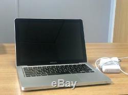 Apple Macbook Pro 13 Core I5 2,5 Ghz 8 Go De Ram Hd 500 Hd 2012 Prix De Vente