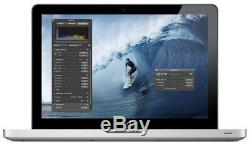 Apple Macbook Pro 13 '' Core I5 2.5ghz 8 Go De 500 Go 2012 Grade B