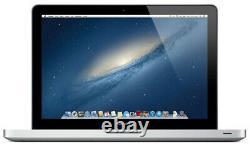 Apple Macbook Pro 13 Core I5 2,5ghz 8 Go Ram 256 Go Ssd Macos Catalina