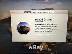 Apple Macbook Pro 13 Core I5 2,7 Ghz, 8 Go De Ram, 128 Go Ssd, 2015 (p29)