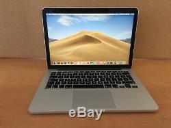 Apple Macbook Pro 13, Core I5 À 2,8 Ghz, 8 Go De Ram, Ssd De 256 Go, 2014 (p65)