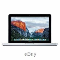 Apple Macbook Pro 13 Core I5 Ram 2,5 Ghz 8 Go, 500 Go, 2012 A + 12 Mois De Garantie