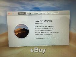 Apple Macbook Pro 13, Core I7 À 2,9 Ghz, 8 Go De Ram, 750 Go De Hd, 2012 (p21)